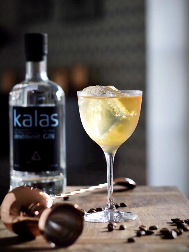Kalas Prisvindende Gin Cocktail